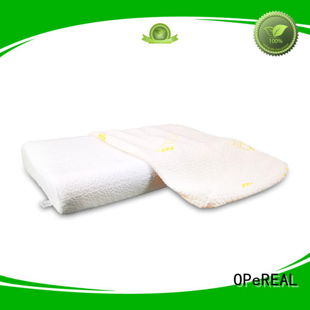 OPeREAL adult pillow latest design for rest