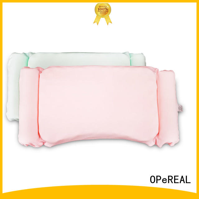 OPeREAL latest toddler sleeping pillow for sleep