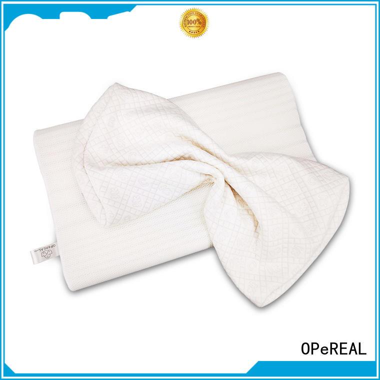 OPeREAL bulk production children pillow factory price for children