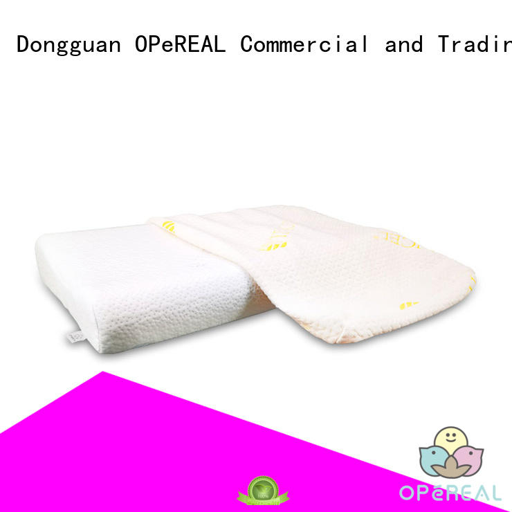 OPeREAL adult pillow popular for sleep