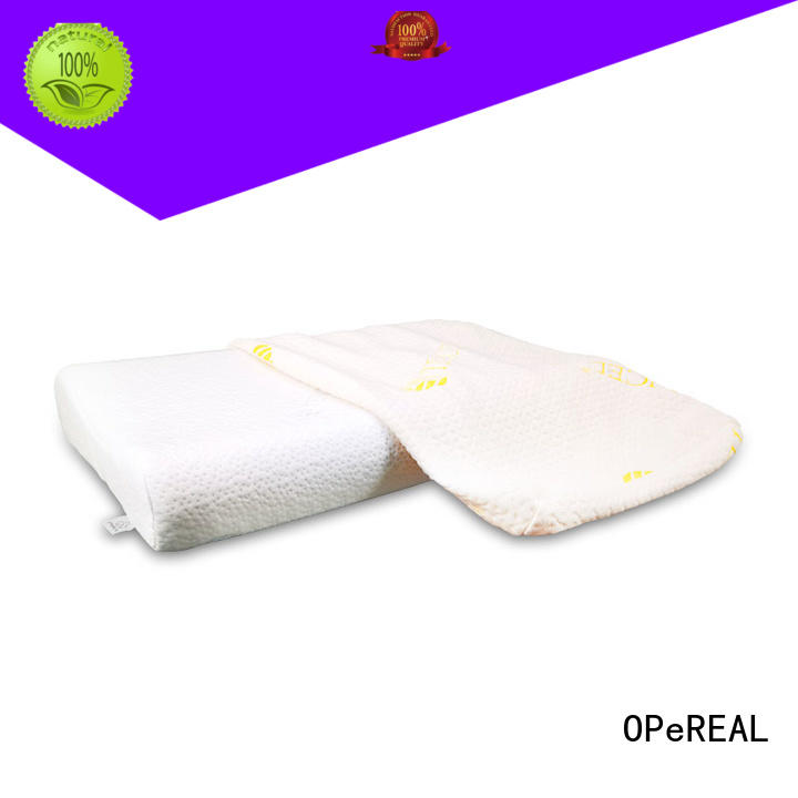OPeREAL adult neck pillow new material for rest