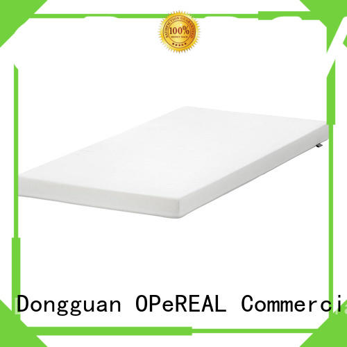 OPeREAL oem soft mattress topper at discount for children