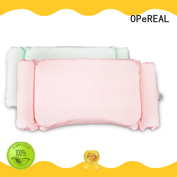 OPeREAL customize toddler crib pillow baby care for sleep