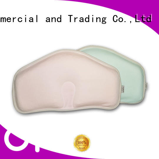 OPeREAL customized newborn sleep pillow shaping head