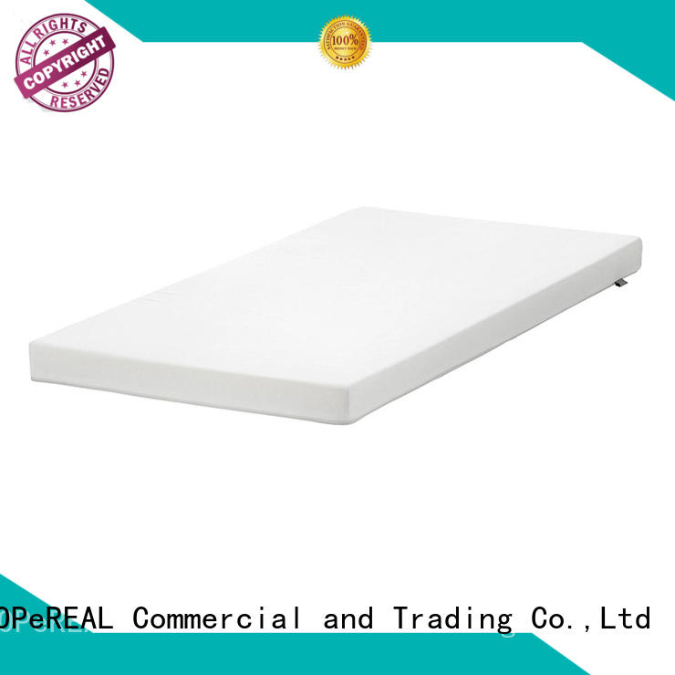 OPeREAL odm soft mattress topper cloud for children