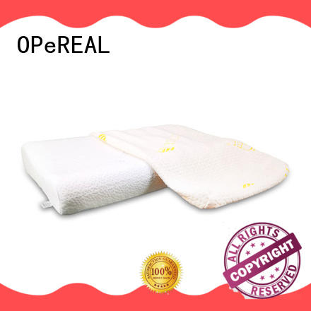 OPeREAL hot-sale adult pillow latest design for neck