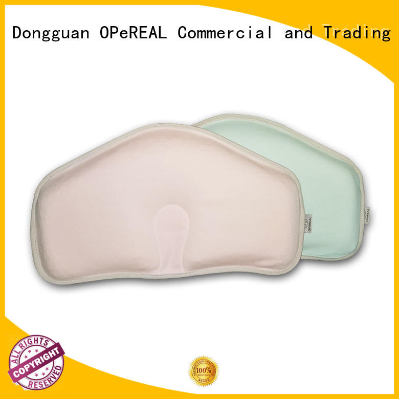 OPeREAL customized newborn baby pillow hot-sale for infant