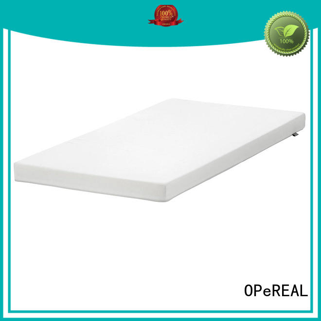obm foam bed topper free delivery for children