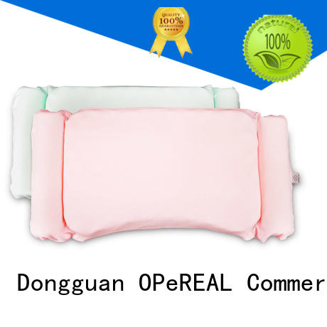 customize breathable toddler pillow at discount for head