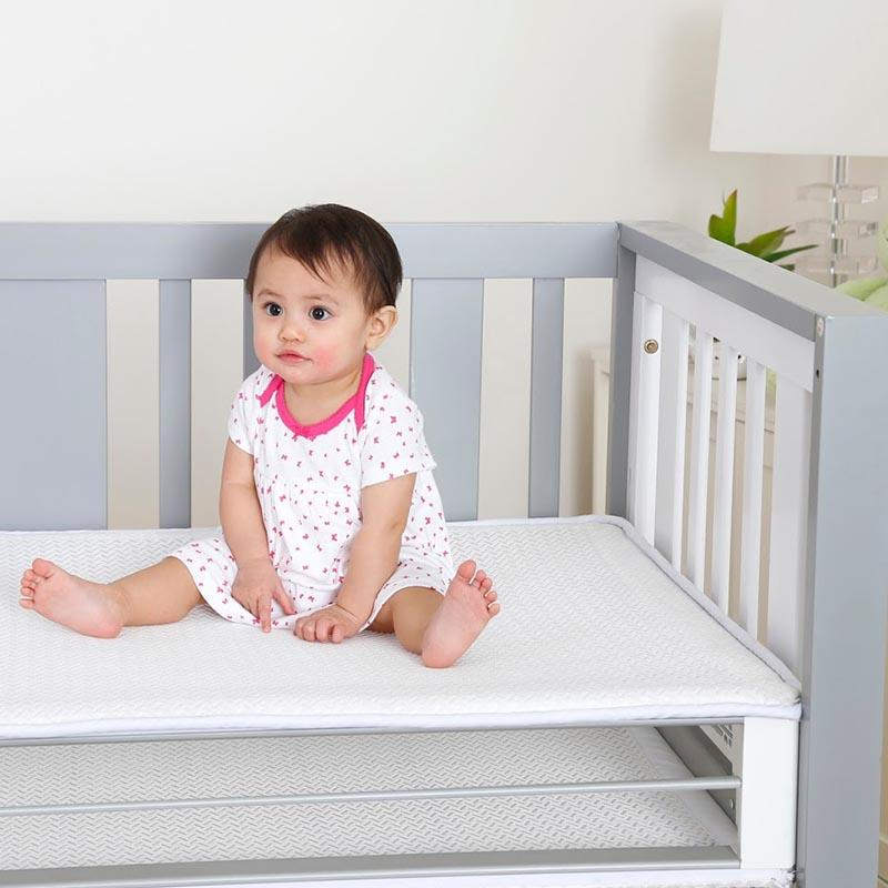 customized infant crib mattress top selling for baby