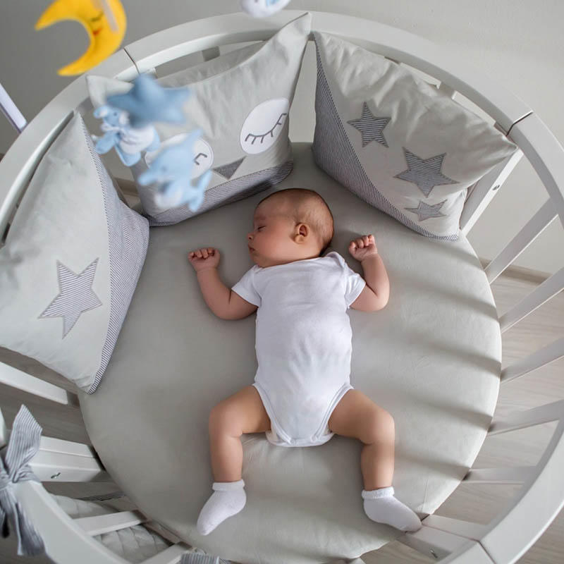 OPeREAL Brand infant crib infant flat head pillow