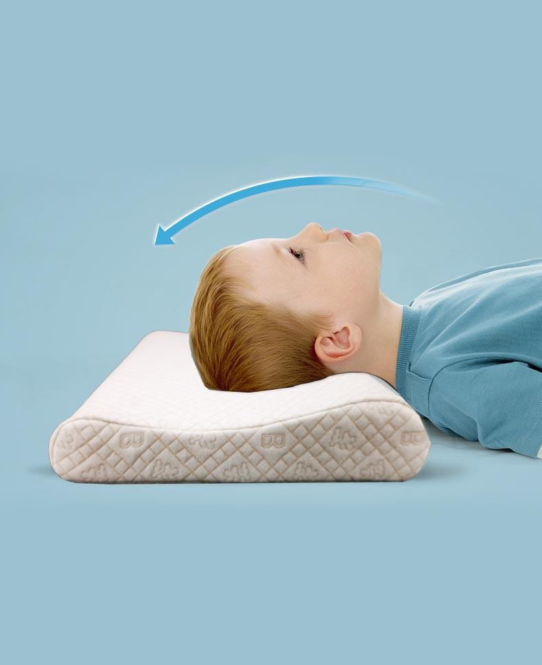 OPeREAL high-quality kids pillows for neck-1
