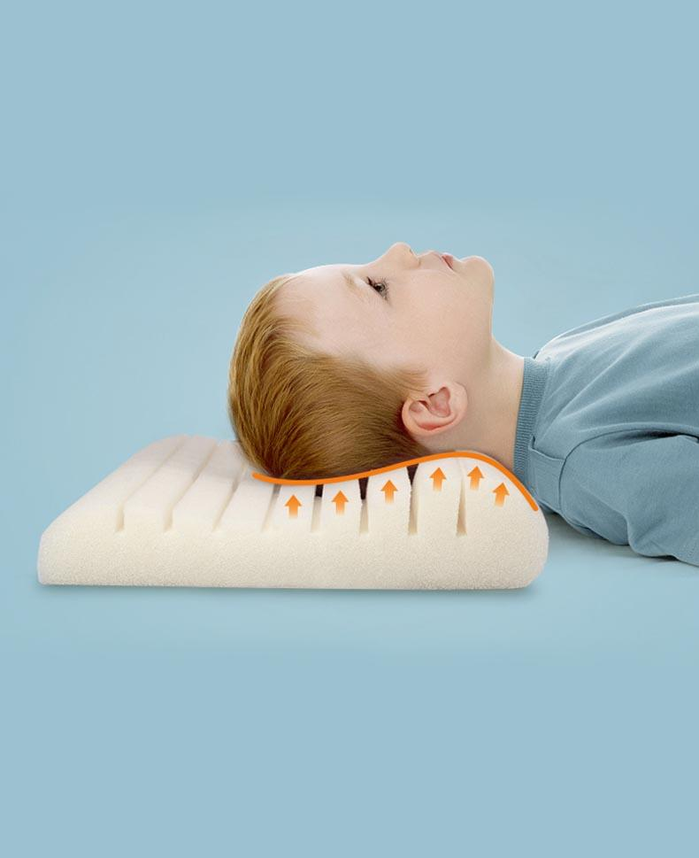 OPeREAL high-quality kids pillows for neck-2