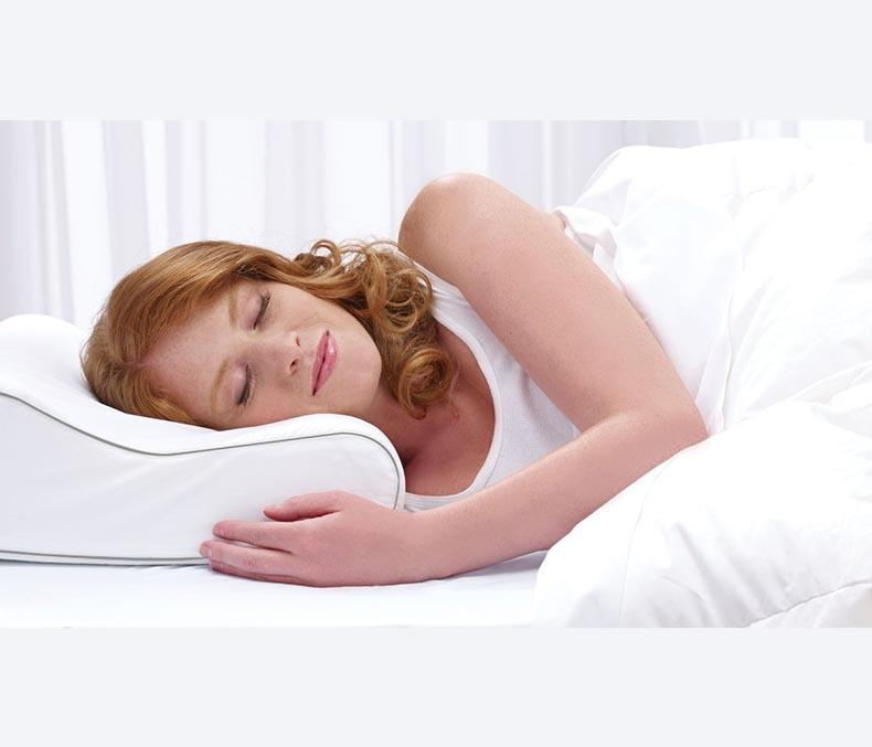 OPeREAL adult pillow latest design for sleep-2