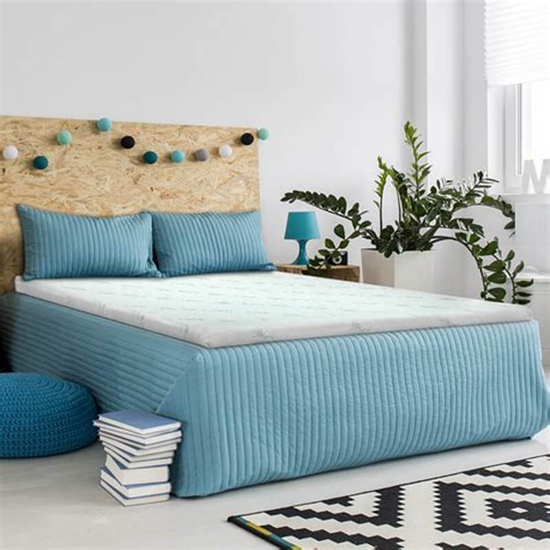 soft mattress topper for bed OPeREAL-3
